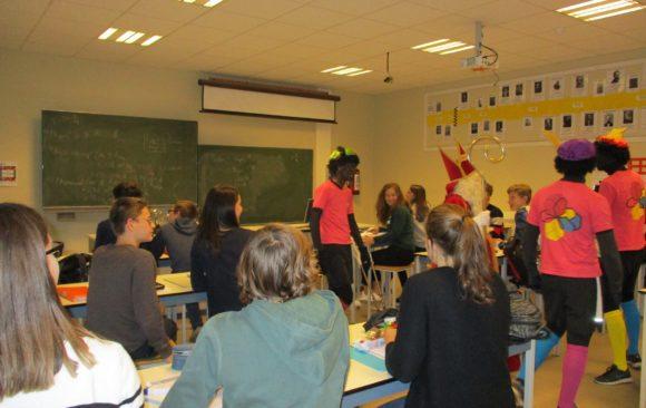 Leerlingenraad draagt bij aan de groepssfeer
