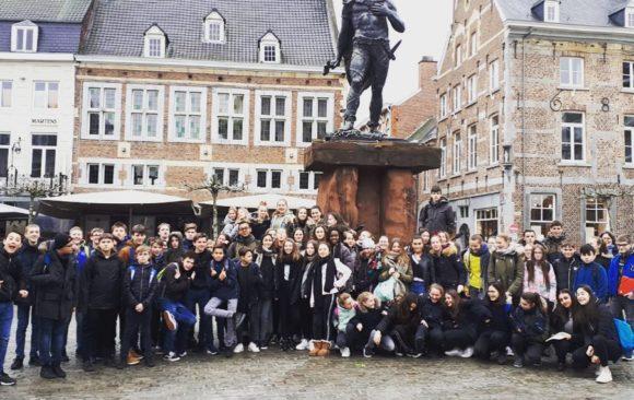 Excursie 2A in Tongeren