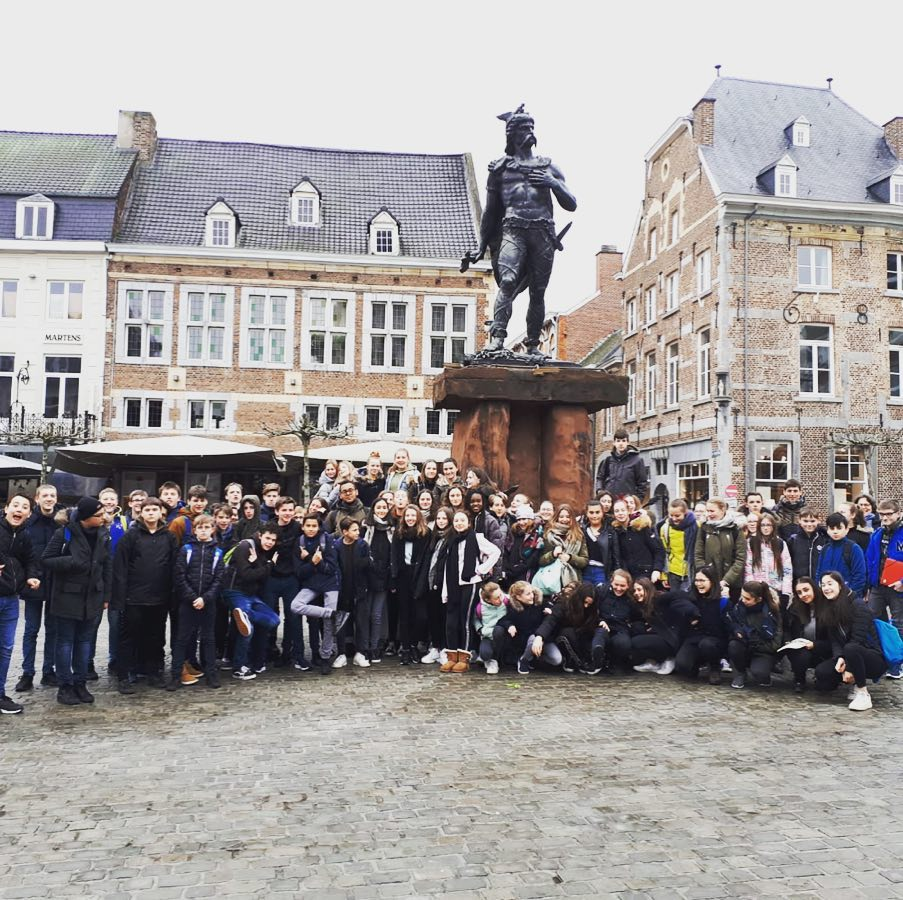 Excursie 2A in Tongeren
